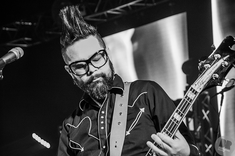 Feeder @ O2 Academy 14.03.18 / Phil Drury – Birmingham Review
