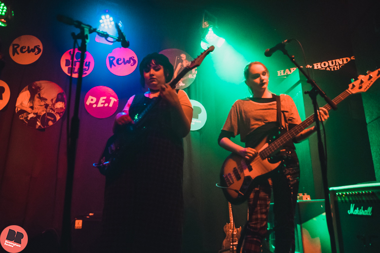 P.E.T – supporting Rews @ Hare & Hounds 22.03.18 / Aatish Ramchurn