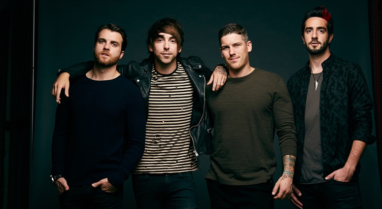 All Time Low @ Genting Arena 15.03.18