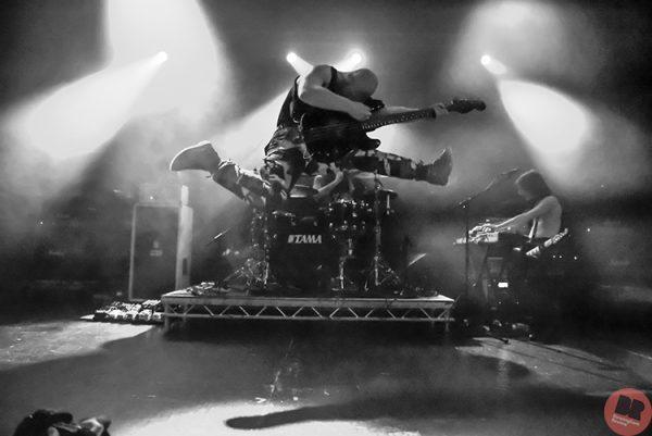 Code Orange – supporting Trivium @ 02 Academy 17.04.18 / Phil Drury