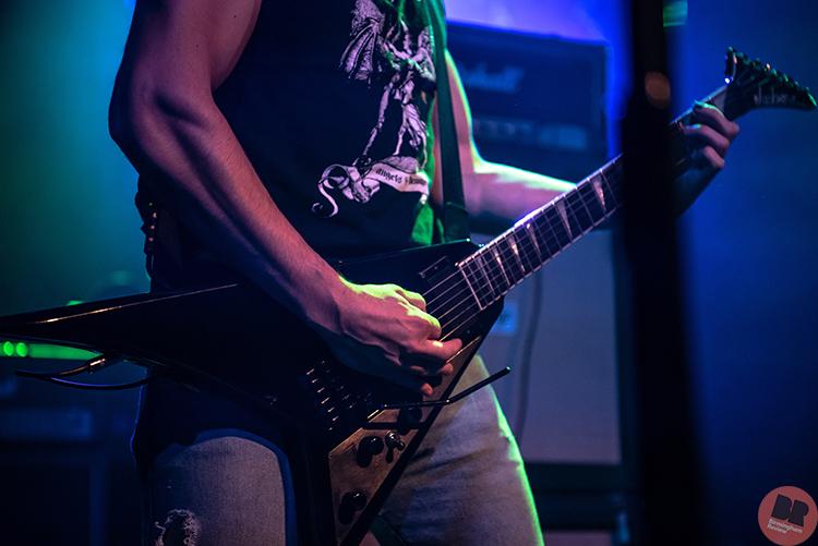 Power Trip – supporting Trivium @ 02 Academy 17.04.18 / Phil Drury