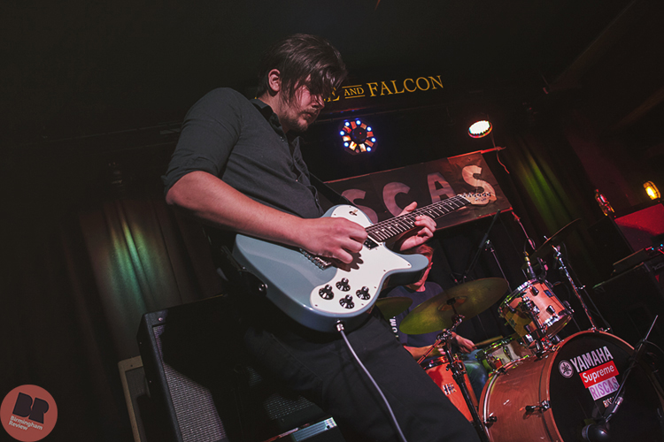 Candid – supporting Riscas @ The Castle & Falcon 12.05.18 / Paul Reynolds