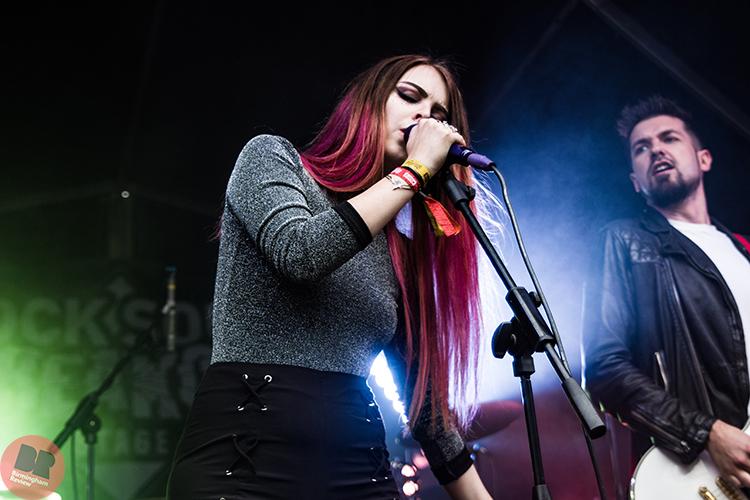 As December Falls @ Slam Dunk Festival 2018 (Midlands) @ NEC 28.05.18 / Eleanor Sutcliffe