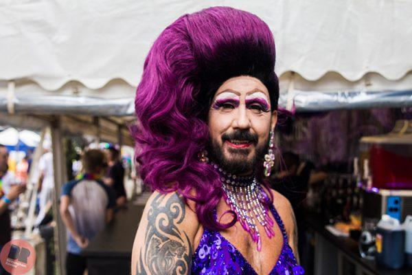 Dixie Normous at Birmingham Pride 26-7.05.18 / Eleanor Sutcliffe