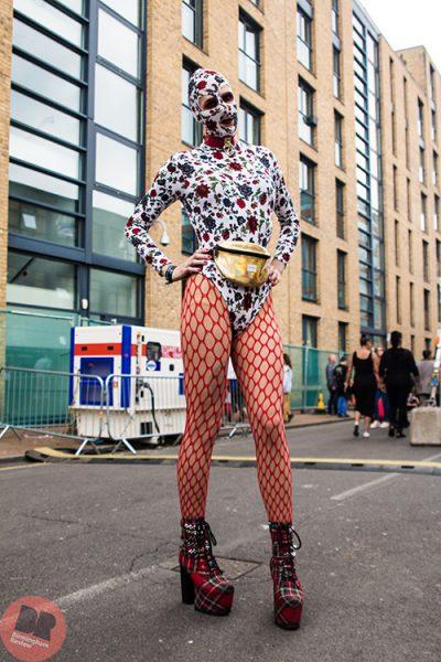 Nora Virus at Birmingham Pride 26-7.05.18 / Eleanor Sutcliffe