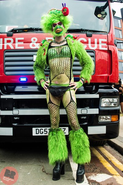 Paul Aleksandr at Birmingham Pride 26-7.05.18 / Eleanor Sutcliffe