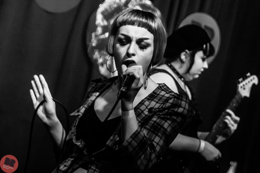 P.E.T - supporting Rews @ Hare & Hounds 22.03.18 / Eleanor Sutcliffe