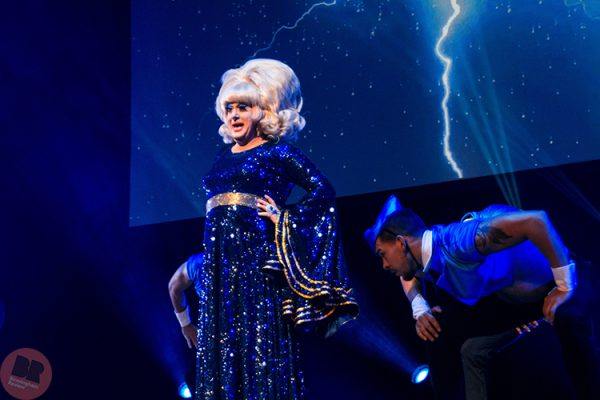 Lady Bunny - RuPaul's Drag Race Werq the World Tour @ Symphony Hall 27.05.18 / Eleanor Sutcliffe