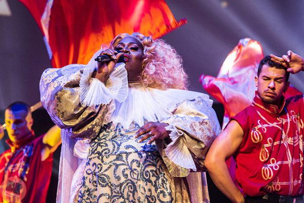Latrice Royale RuPaul's Drag Race Werq the World Tour @ Symphony Hall 27.05.18 / Eleanor Sutcliffe