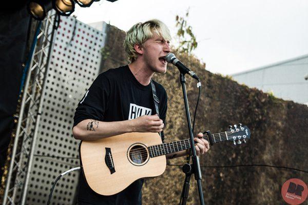 Luke Rainsford @ Slam Dunk Festival 2018 (Midlands) @ NEC 28.05.18 / Eleanor Sutcliffe