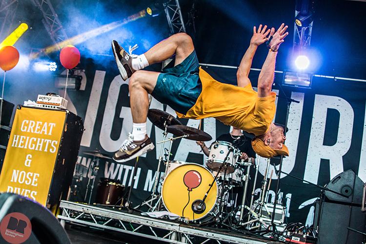 ROAM @ Slam Dunk Festival 2018 (Midlands) @ NEC 28.05.18 / Eleanor Sutcliffe
