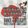 Cocktails & Cabaret - banner