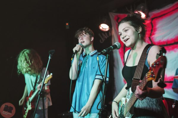 Flares – supporting P.E.T @ The Sunflower Lounge 01.07.18 / Paul Reynolds