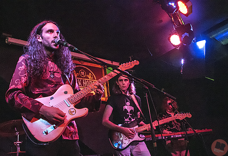 The Mothers Earth Experiment @ The Dark Horse 13.07.18 / Ed King