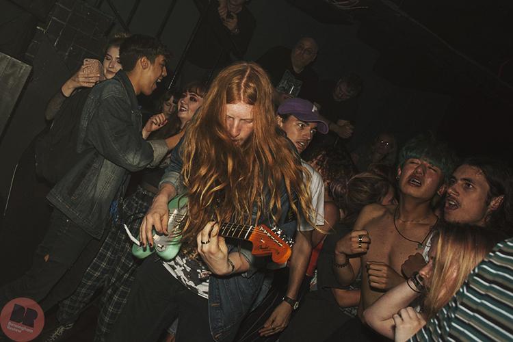 Miilkk – supporting P.E.T @ The Sunflower Lounge 01.07.18 / Paul Reynolds