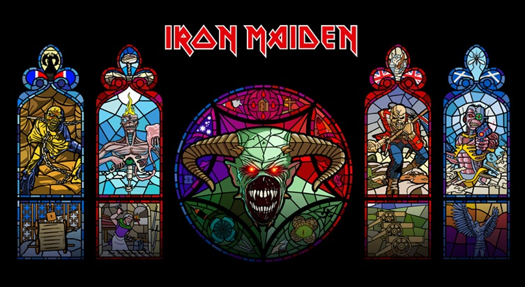 BPREVIEW: Iron Maiden @ Genting Arena 07.08.18
