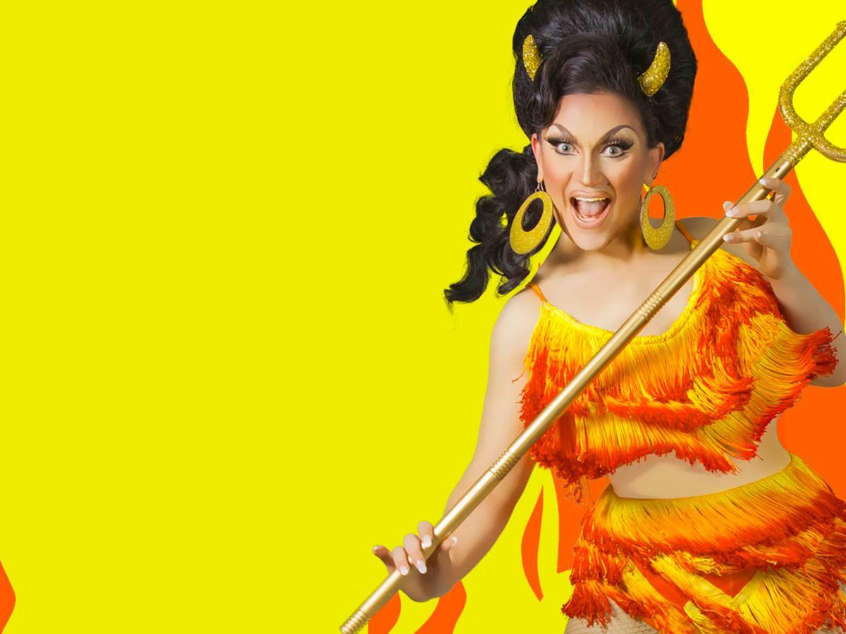 BPREVIEW: BenDeLaCrème's Inferno A-Go-Go! @ O2 Academy Birmingham 26.08.18