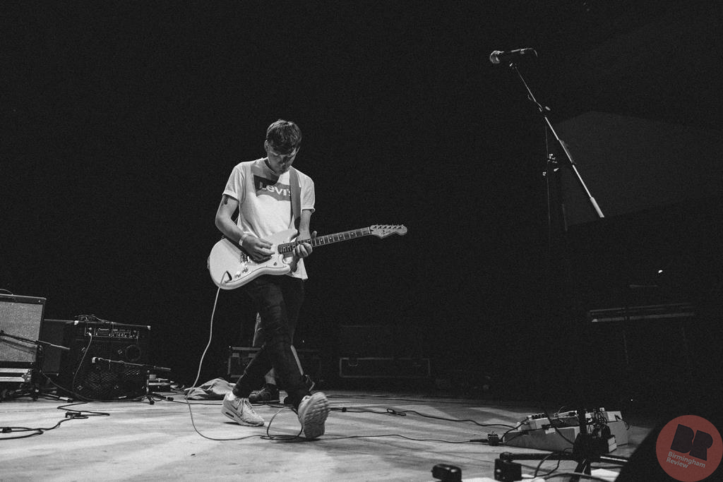 Riscas – Project Soundlounge @ Town Hall 18.08.17 / Callum Lees