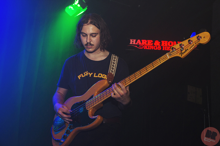 The Lizards – supporting Lice @ Hare & Hounds 12.08.18 / Paul Reynolds